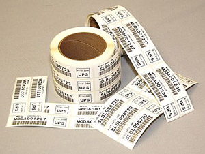 Sequentially barcoded PAPS and PARS labels
